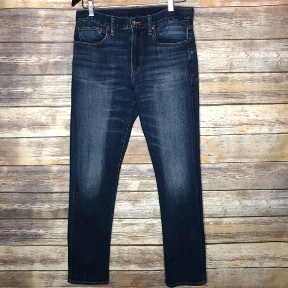 Lucky Brand Other - Lucky straight leg dark wash mens 32x31 boyfriend